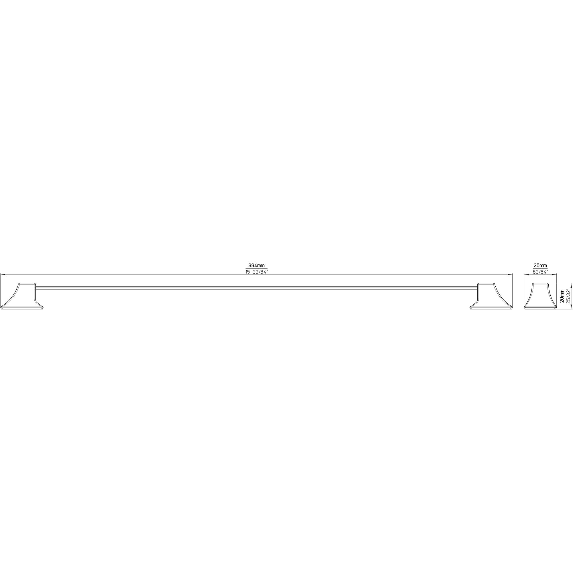 Krawattenhalter H207-394A3A4V1BK